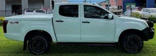 2014 Isuzu D-MAX MY15 LS-M Crew Cab White 5 Speed Manual Utility.