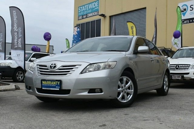 Used Toyota Camry ACV40R 07 Upgrade Ateva Capalaba, 2008 Toyota Camry ACV40R 07 Upgrade Ateva 5 Speed Automatic Sedan