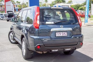2012 Nissan X-Trail T31 Series V ST Tempest Blue 6 Speed Manual Wagon.