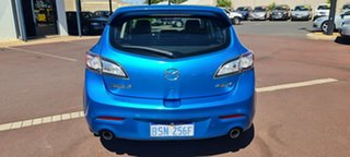 2009 Mazda 3 BK1032 MY08 MPS Blue 6 Speed Manual Hatchback