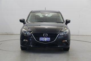 2015 Mazda 3 BM5478 Neo SKYACTIV-Drive Black 6 Speed Sports Automatic Hatchback.