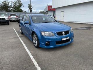 2013 Holden Commodore VE II MY12.5 SV6 Perfect Blue 6 Speed Sports Automatic Sedan.
