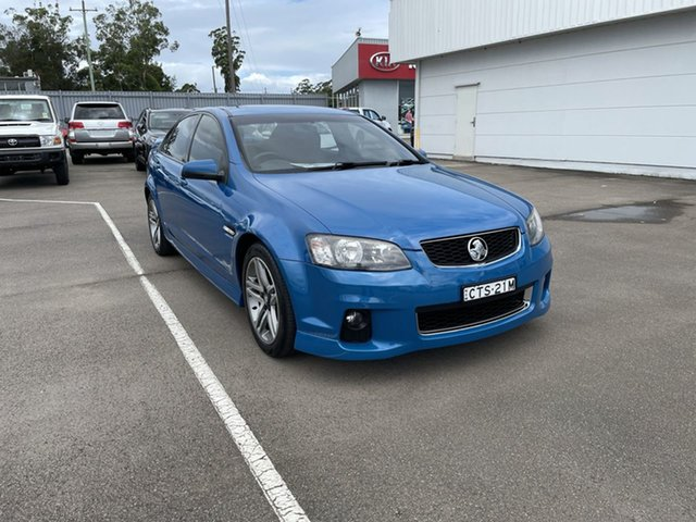Used Holden Commodore VE II MY12.5 SV6 Cardiff, 2013 Holden Commodore VE II MY12.5 SV6 Perfect Blue 6 Speed Sports Automatic Sedan