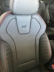 2020 Hyundai i30 CN7.V1 MY2021 N Line Premium Polar White Semi Auto Sedan