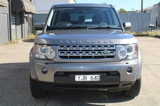 2011 Land Rover Discovery 4 MY11 3.0 SDV6 SE 6 Speed Automatic Wagon.