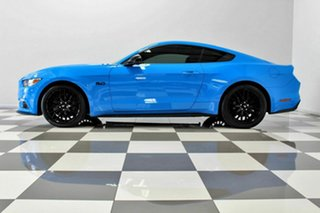 2017 Ford Mustang FM MY17 Fastback GT 5.0 V8 Blue 6 Speed Automatic Coupe