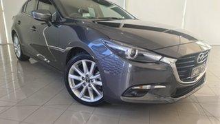 2016 Mazda 3 BM5436 SP25 SKYACTIV-MT Astina Grey 6 Speed Manual Hatchback.