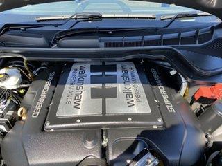 2010 Holden Special Vehicles Senator E Series 3 Signature Grey 6 Speed Manual Sedan