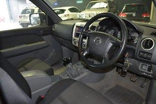 2008 Mazda BT-50 08 Upgrade B3000 SDX (4x4) Silver 5 Speed Manual Dual Cab Pick-up.