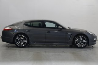 2012 Porsche Panamera 970 MY12 PDK Grey 7 Speed Sports Automatic Dual Clutch Sedan