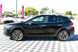 2018 Subaru XV G5X MY18 2.0i-S Lineartronic AWD Black 7 Speed Constant Variable Wagon