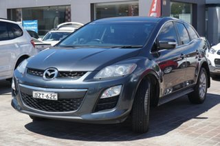2011 Mazda CX-7 ER10L2 Classic Activematic Grey 5 Speed Sports Automatic Wagon