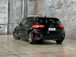 2019 Ford Focus SA 2020.25MY ST-Line Black/Grey 8 Speed Automatic Hatchback