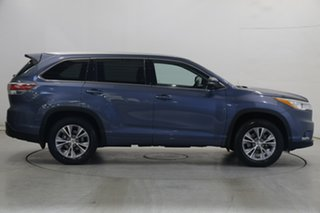 2014 Toyota Kluger GSU50R GXL 2WD Blue 6 Speed Sports Automatic Wagon