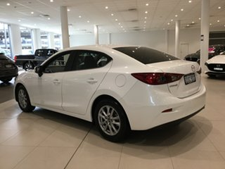 2017 Mazda 3 BN5478 Touring SKYACTIV-Drive White 6 Speed Sports Automatic Hatchback