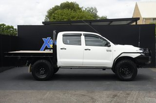 2008 Toyota Hilux KUN26R MY09 SR 5 Speed Manual Cab Chassis