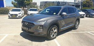 2019 Hyundai Santa Fe TM MY19 Highlander Magnetic Force 8 Speed Sports Automatic Wagon