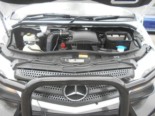 2013 Mercedes-Benz Sprinter 906 MY13 416CDI MWB White 7 Speed Automatic Van
