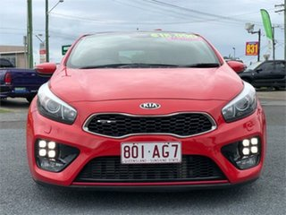 2014 Kia Pro_ceed JD GT Red 6 Speed Manual Hatchback.
