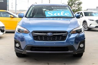 2017 Subaru XV G5X MY18 2.0i-S Lineartronic AWD Blue 7 Speed Constant Variable Wagon