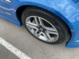 2013 Holden Commodore VE II MY12.5 SV6 Perfect Blue 6 Speed Sports Automatic Sedan