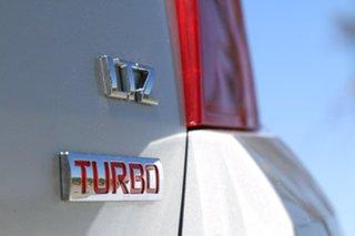 2015 Holden Trax TJ MY15 LTZ Silver 6 Speed Automatic Wagon.