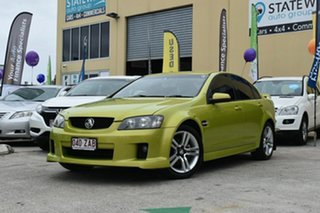 2008 Holden Commodore VE MY08 SV6 Green 5 Speed Automatic Sedan
