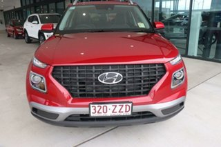 2020 Hyundai Venue QX.V3 MY21 Active Fiery Red 6 Speed Automatic Wagon.
