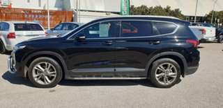 2018 Hyundai Santa Fe DM5 MY18 Highlander Black 6 Speed Sports Automatic Wagon