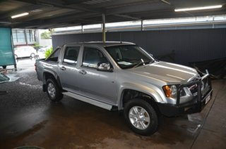 2008 Holden Colorado RC LT-R (4x2) Silver 5 Speed Manual Crew Cab Pickup