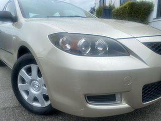 2006 Mazda 3 BK10F1 Neo Silver 4 Speed Sports Automatic Sedan.