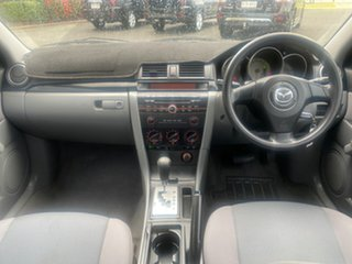 2006 Mazda 3 BK10F1 Neo Silver 4 Speed Sports Automatic Sedan