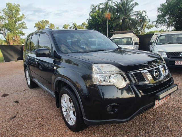 Used Nissan X-Trail T31 Series IV ST Pinelands, 2012 Nissan X-Trail T31 Series IV ST Black 6 Speed Manual Wagon
