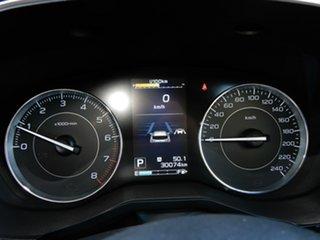 2017 Subaru Impreza G5 MY18 2.0i-S CVT AWD Pure Red 7 Speed Constant Variable Sedan