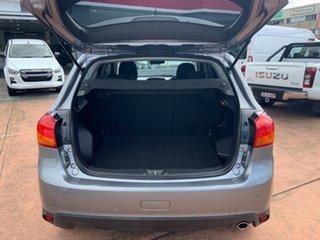 2016 Mitsubishi ASX XB MY15.5 LS (2WD) Grey Continuous Variable Wagon