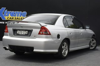 2003 Holden Commodore VY II S Silver 4 Speed Automatic Sedan