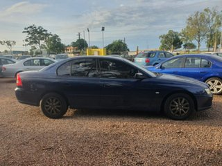 2005 Holden Commodore VZ Executive Blue 4 Speed Automatic Sedan