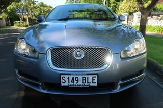 2009 Jaguar XF X250 Luxury 6 Speed Sports Automatic Sedan