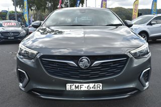 2019 Holden Commodore ZB MY19 RS Liftback Cosmic Grey 9 Speed Sports Automatic Liftback