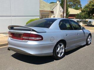 1998 Holden Special Vehicles ClubSport VT Silver 4 Speed Automatic Sedan.
