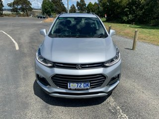 2018 Holden Trax TJ MY19 LTZ Silver 6 Speed Automatic Wagon.