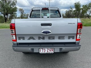 2020 Ford Ranger PX MkIII 2020.25MY XLS Aluminium 6 Speed Sports Automatic Double Cab Pick Up