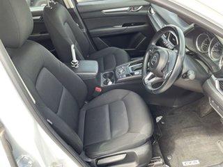 2017 Mazda CX-5 KF4WLA Maxx SKYACTIV-Drive i-ACTIV AWD White Pearl 6 Speed Sports Automatic Wagon