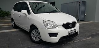 2013 Kia Rondo RP SI White 6 Speed Automatic Wagon.