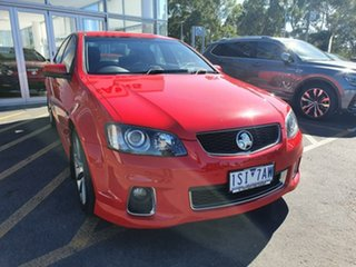 2012 Holden Commodore VE II MY12 SS V 6 Speed Sports Automatic Sedan.