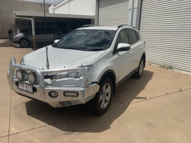 Pre-Owned Toyota RAV4 ZSA42R GXL (2WD) Emerald, 2014 Toyota RAV4 ZSA42R GXL (2WD) White Continuous Variable Wagon