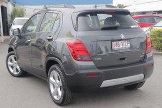 2015 Holden Trax TJ MY16 LTZ Son Of Gun Grey/black 6 Speed Automatic Wagon.