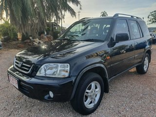2001 Honda CR-V Sport 4WD Black 4 Speed Automatic Wagon