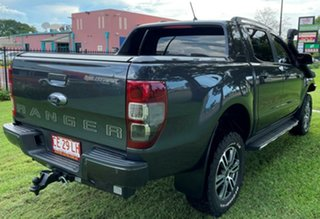 2020 Ford Ranger PX MkIII 2021.25MY Wildtrak Grey 10 Speed Sports Automatic Double Cab Pick Up.
