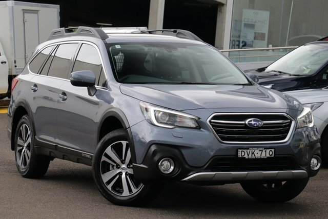 Used Subaru Outback B6A MY18 2.5i CVT AWD Premium Brookvale, 2018 Subaru Outback B6A MY18 2.5i CVT AWD Premium Grey 7 Speed Constant Variable Wagon